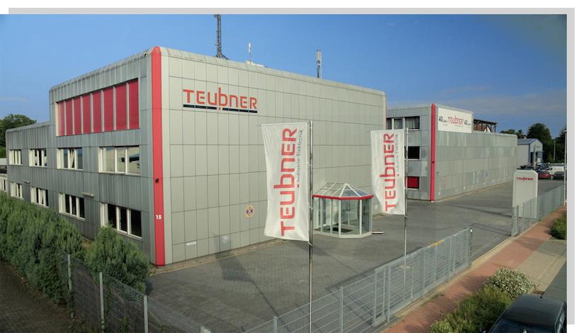 Gebäude Teubner Industrie-Elektronik
